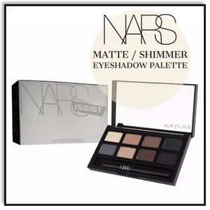 NARSissist Limited Edition Matte/Shimmer Eyeshadow
